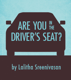 5 ways to get in the driver's seat of your life
