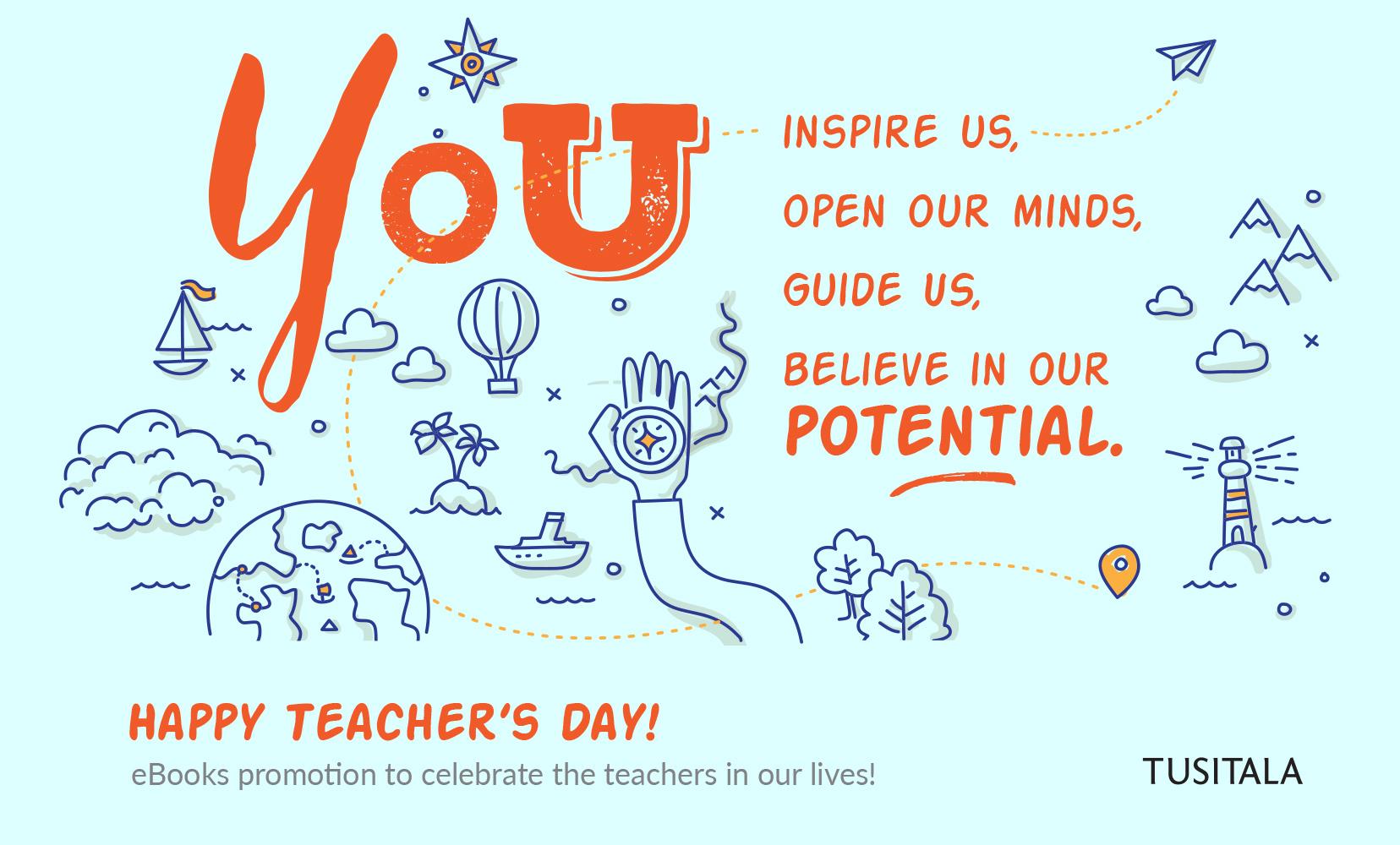 Teacher's Day Promotion