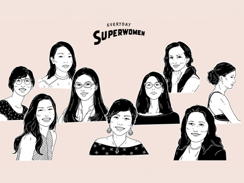 Everyday Superwomen