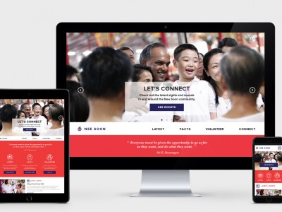 Nee Soon English Website