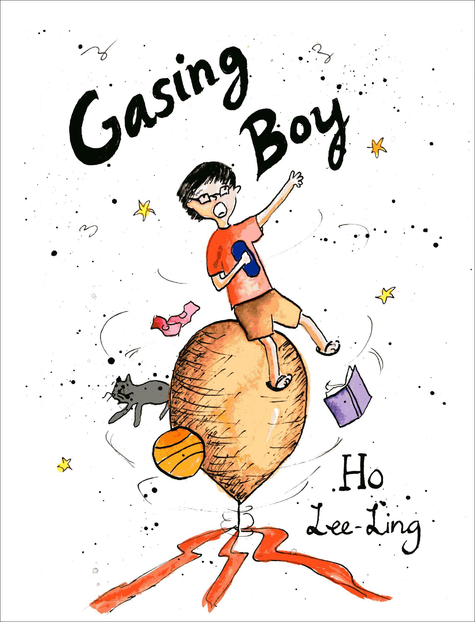 Gasing Boy