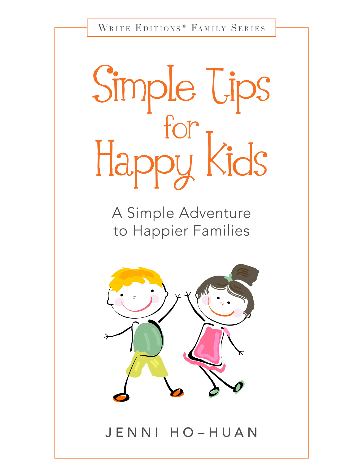 Simple Tips for Happy Kids
