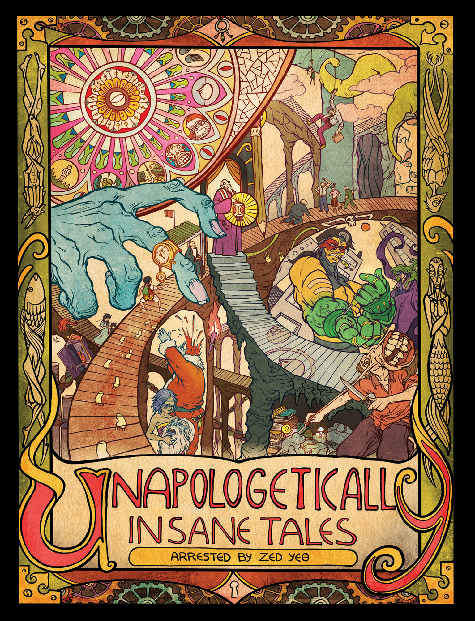 Unapologetically Insane Tales