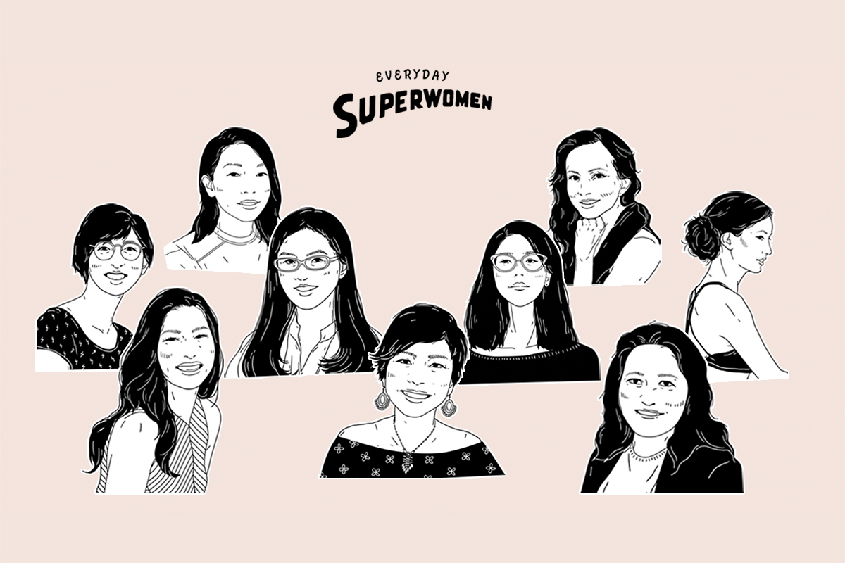 Everyday Superwomen