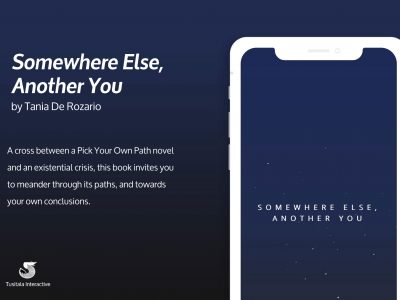 Tusitala Interactive: Somewhere Else, Another You