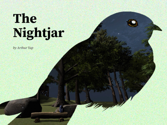 "Behind The Scenes of ""Nightjar"""
