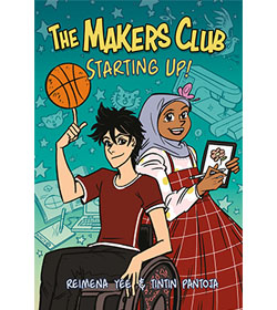 The Makers Club: Starting Up! (Book 2)